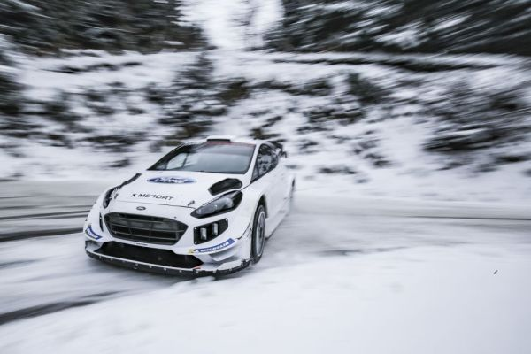 M-Sport Ford focused on strong Monte-Carlo Rally performance