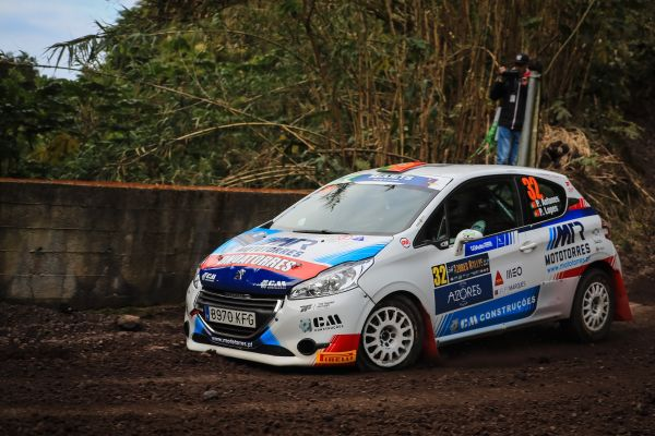 Antunes leads for FPAK Portugal Team ERC