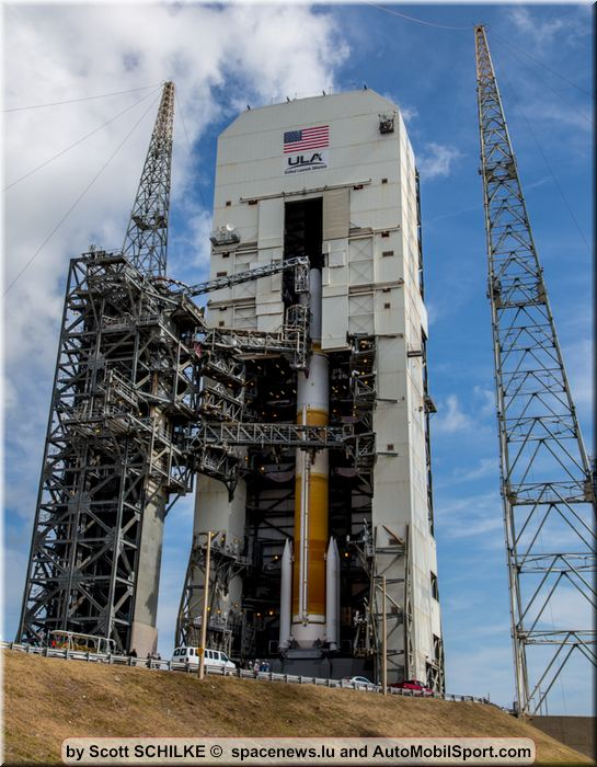 United Launch Alliance Successfully Launches WGS-10 Mission