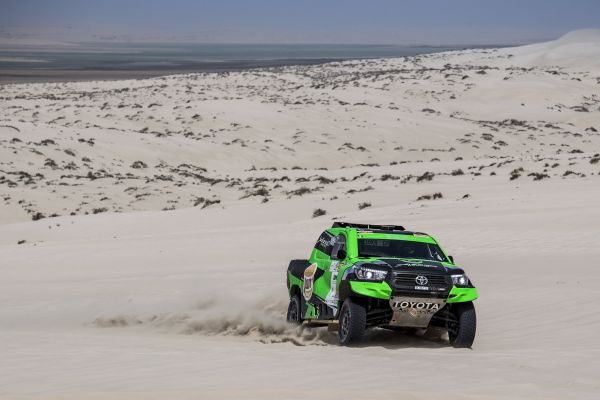 Overdrive Racing plans three-pronged assault at Abu Dhabi Desert Challenge