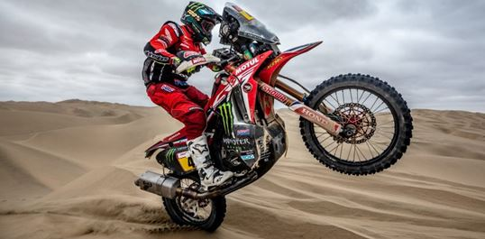 The TNDA rules in favour of Kevin Benavides and Monster Energy Honda Team