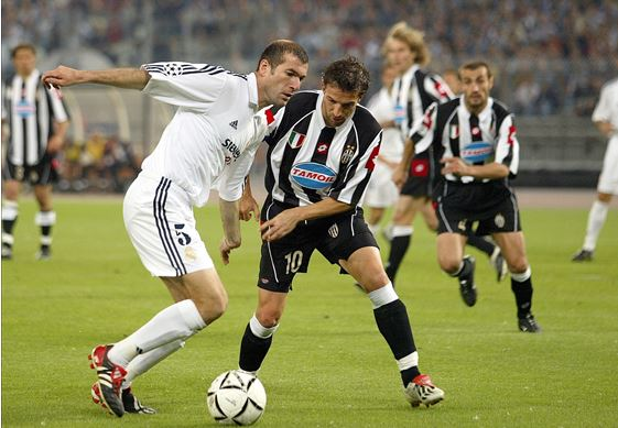 DPPI Images Photo Of The Week #43 - Zidane is back