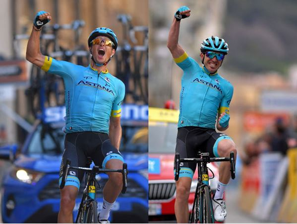 Jakob Fuglsang and Ion Izagirre take stage wins in Tirreno-Adriatico and Paris-Nice