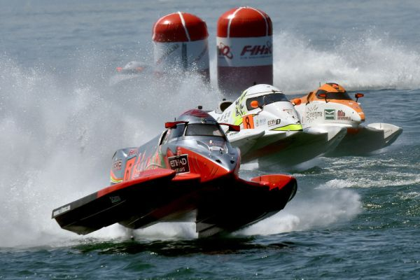 UIM F1H2O World Championship rivalries set to renew at Grand Prix of Saudi Arabia