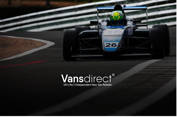 Vansdirect renew succcessful partnership with Louis Foster