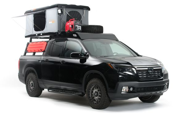 Honda to Showcase Full Off-Pavement Adventure Portfolio at 2019 Overland Expo West