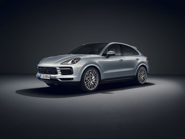 New Porsche Cayenne S Coupé with 440 PS -  Now available to order