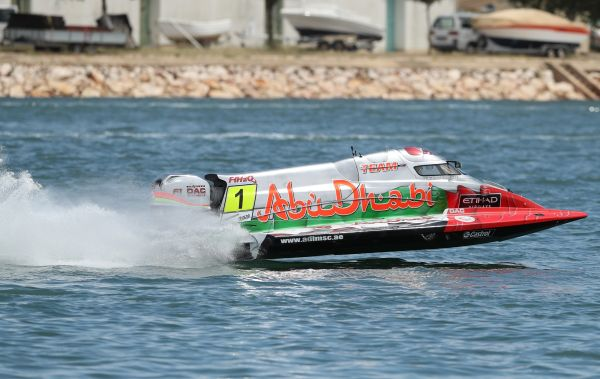 Torrente completes pole hat-trick in Portugal as Team Abu Dhabi turn on power