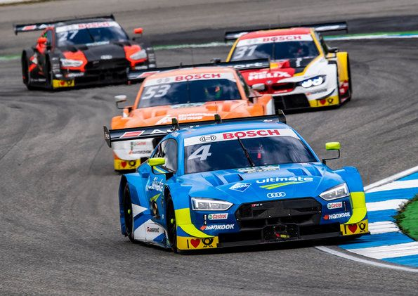 "DTM returns to Belgium -""Journey into the unknown"""