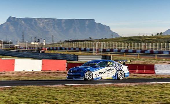 Global Touring Cars South Africa (GTC) Victory for Daniel Rowe in the shadow of Table Mountain