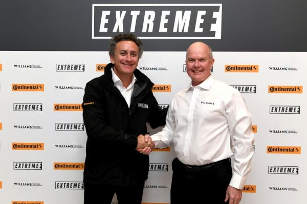 Williams Advanced Engineering to design and supply bespoke batteries for Extreme E expedition