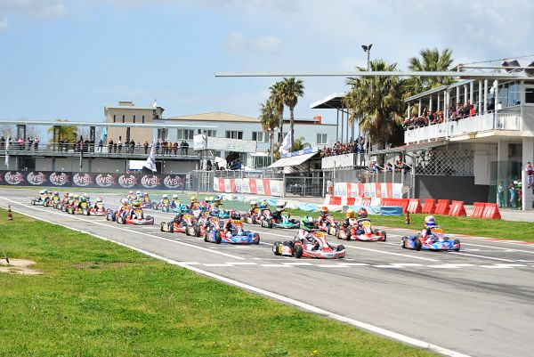 WSK Euro Series - Opening of registrations