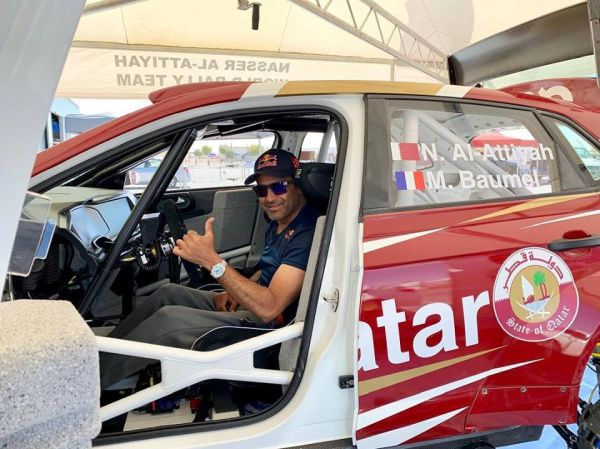 Live television start and thrilling new stage for Manateq Qatar International Rally on Thursday