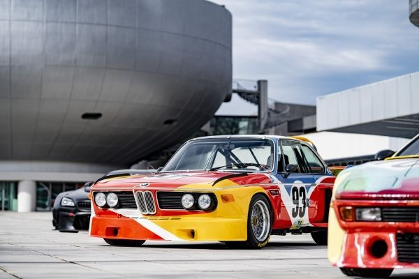 BMW is official partner of Art Basel in Hong Kong 2019