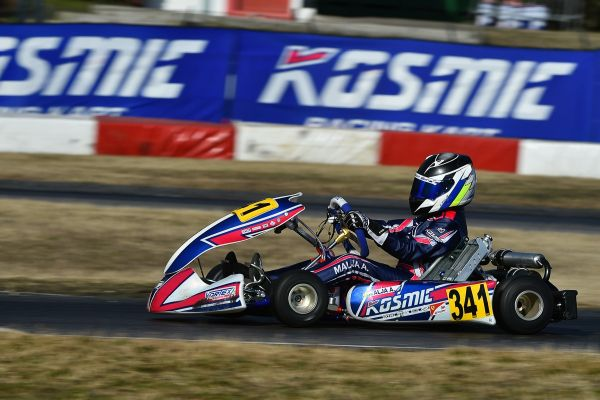 Kosmic Racing to continue the momentum at Muro Leccese