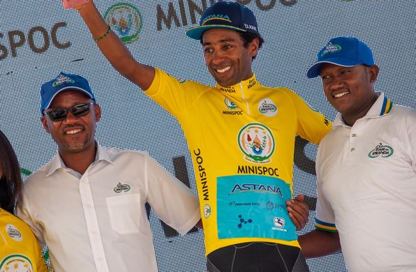 Tour du Rwanda- Rodrigo Contreras wins stage 8, Merhawi Kudus takes final GC