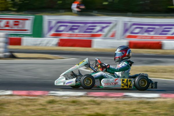 Tony Kart Racing ready to battle at the International Circuit La Conca