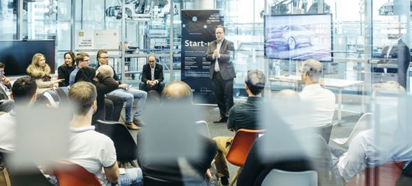 Volkswagen in Dresden looking again for innovative mobility start-ups