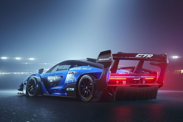 Track debut for McLaren Senna GTR confirmed for 77th Goodwood Members'Meeting