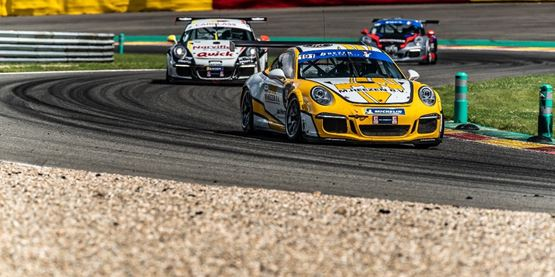 The Porsche Endurance Trophy and MICHELIN, an affair rolling along nicely!