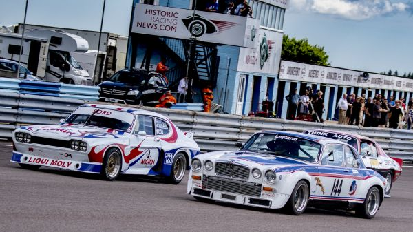Sportscars, saloons and single-seaters top the bill at Thruxton Motorsport Celebration