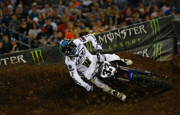 Monster Energy Yamaha Factory Racing Team Exit Nashville Early