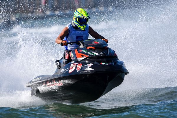 Team Abu Dhabi's Al Tayer clinches World Championship Slalom victory in Portugal