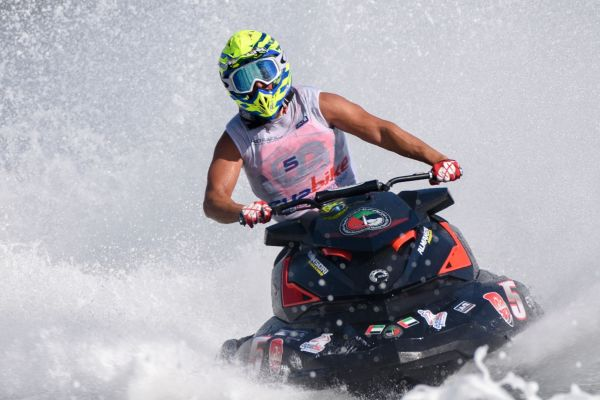 Rashid Al Tayer hopes French endurance triumph can inspire World Aquabike success in Portugal