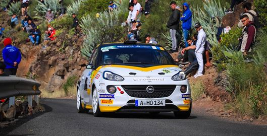 Grégoire Munster just misses out his first ERC podium