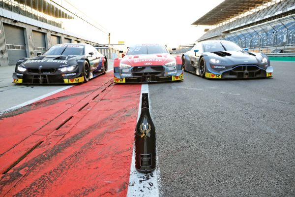 Champagne Carbon announces multi-year partnership with DTM