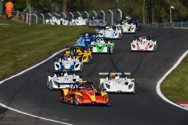 SR1 Cup Grand Slam at Oulton Park