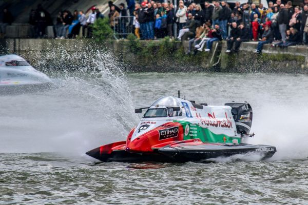 Team Abu Dhabi aim for big endurance triumph in 24 Hours of Rouen