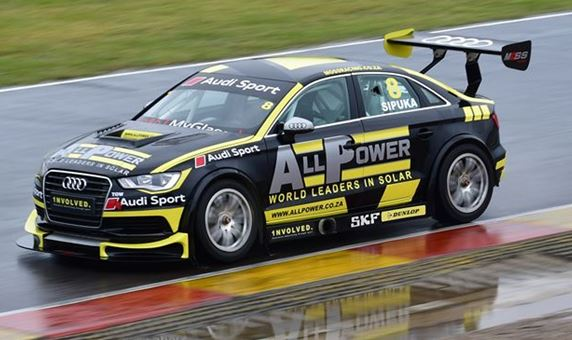 Audi holds on to 2019 GTC Championship lead South Africa
