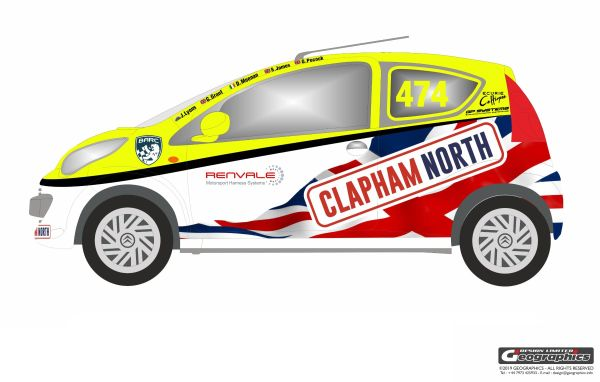 Calpham North MOT to be part of British Motorsport History