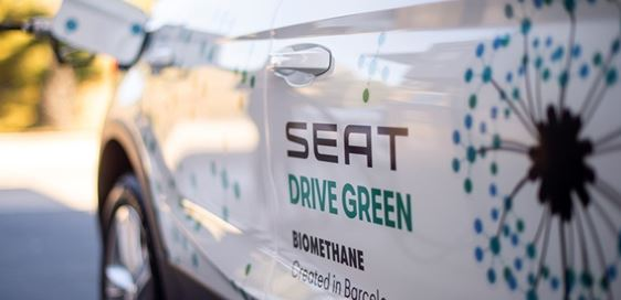 Seat promoted project: From the recycling bin to your fuel tank