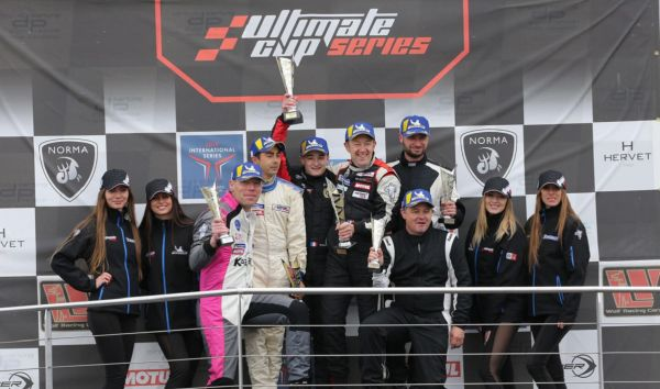 Bold victory to Robert-Robert in Dijon-Prenois' 2nd round of Speed Euroseries by Ultimate Cup Series