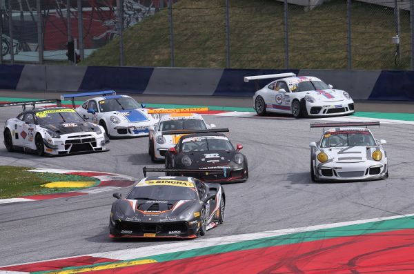 Spektakulärer Start in die 2. Touring Car Masters Saison am Red Bull Ring