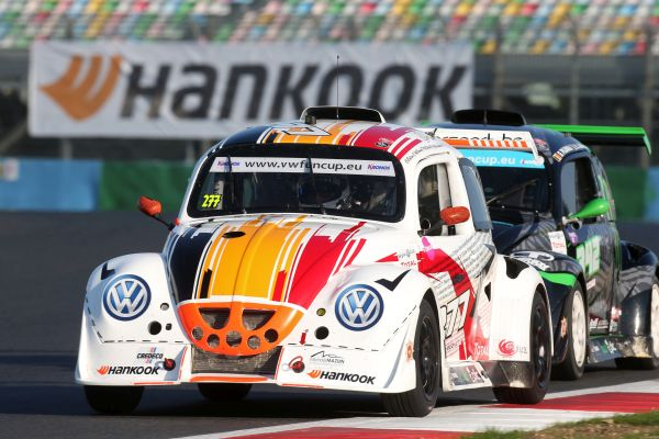 Volkswagen Fun Cup Europe Magny Cours review