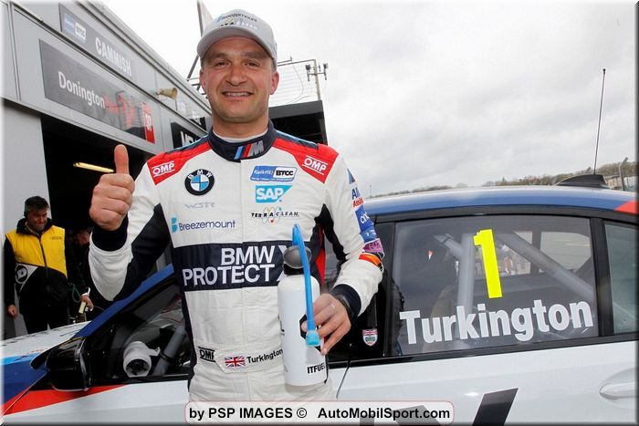 BMW 3 Series adds to BTCC victory tally with impressive Donington double