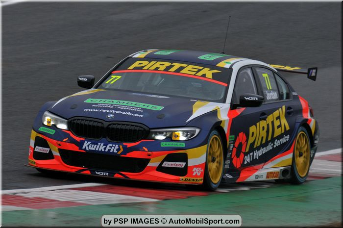 Andrew Jordan and Pirtek Racing target 'big score' at Thruxton