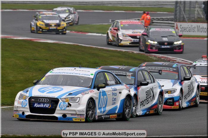 Trade Price Cars Racing chasing more points at Donington Park