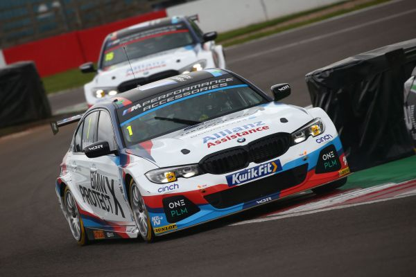 Britain's fastest circuit awaits race-winning BMW 3 Series