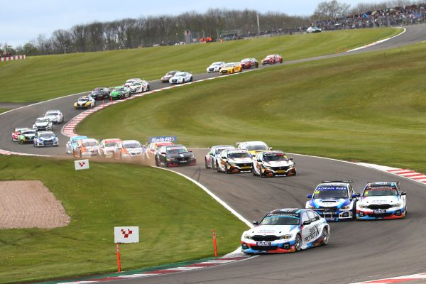 Colin Turkington does the double at Donington Park