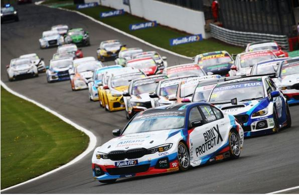 Thruxton primed and ready for BTCC – Part One