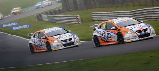 Cobra Sport AmD with AutoAid/RCIB Insurance Racing keen to build on strong start