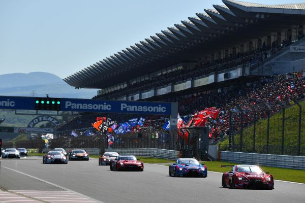 DTM and SUPER GT make history - Two series, one event