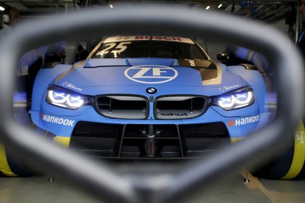 BMW Motorsport completes DTM test at the Lausitzring