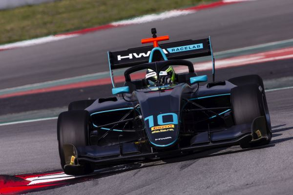 HWA RACELAB set for Formula 3 debut in Barcelona