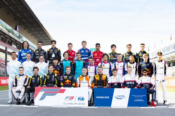 FIA Formula 3 2019 Round 1 Preview: Barcelona, Spain