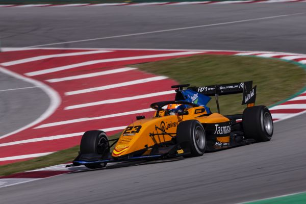 Campos Racing hope for strong start in FIA Formula 3 Championship